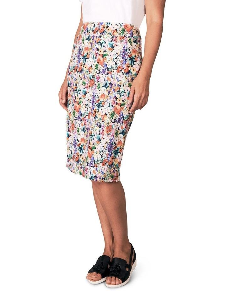 Floral Print Skirt image 2