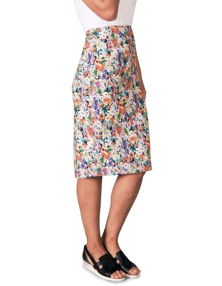 Floral Print Skirt image 3