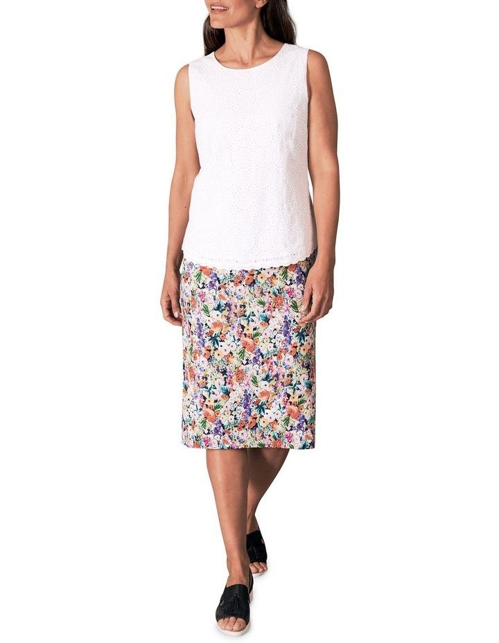 Floral Print Skirt image 4
