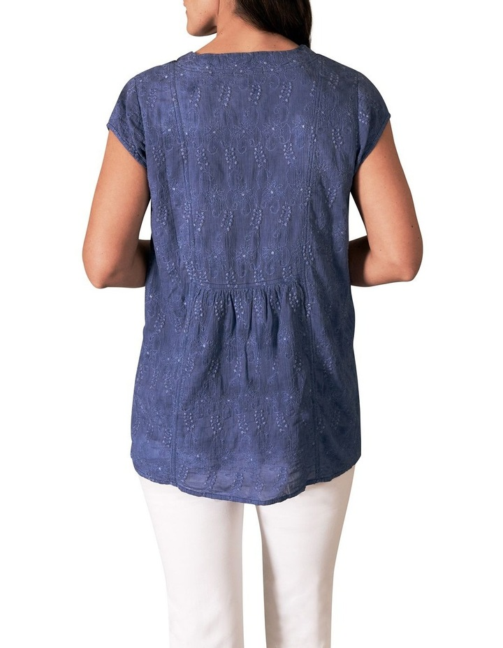 Cotton Embroidered Top image 3