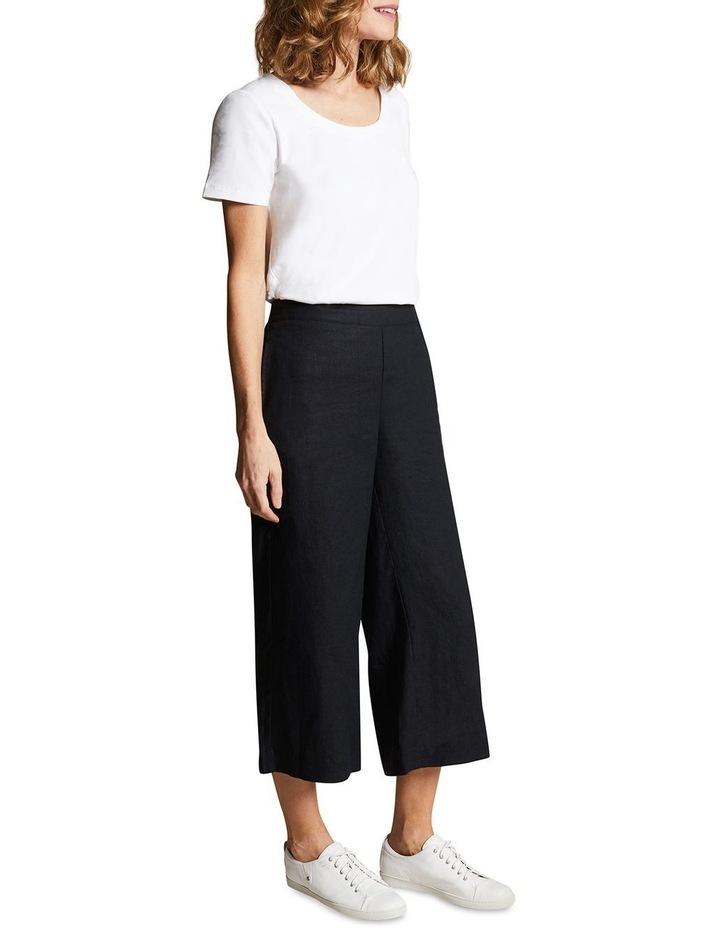 Summer Linen Culotte image 3