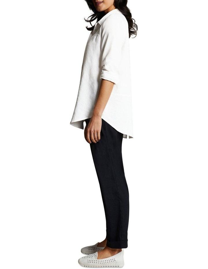 Basic Linen Shirt image 4