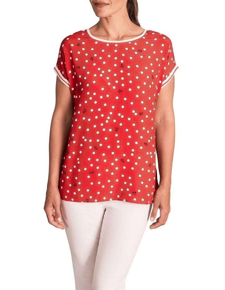 Ladybird Print Tee image 1