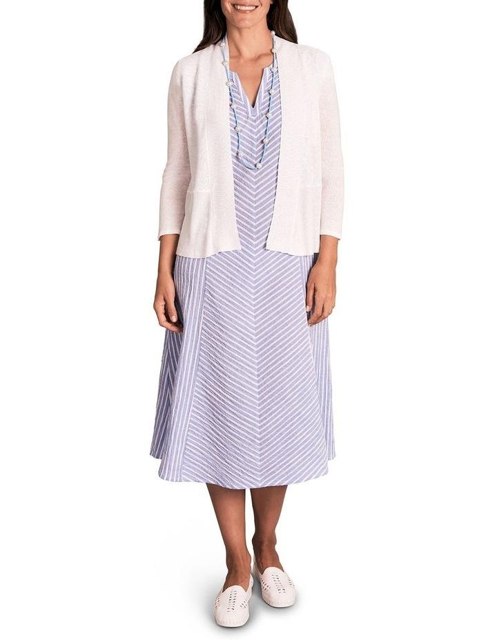 Panelled Cotton Dress image 4