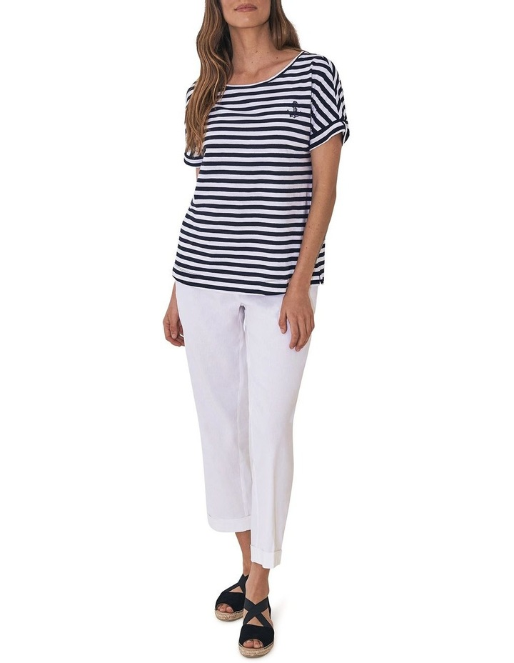Stripe Anchor T-Shirt image 2