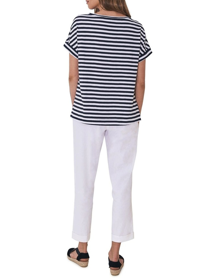 Stripe Anchor T-Shirt image 4