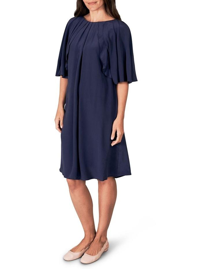 Waterfall Silk Dress image 1