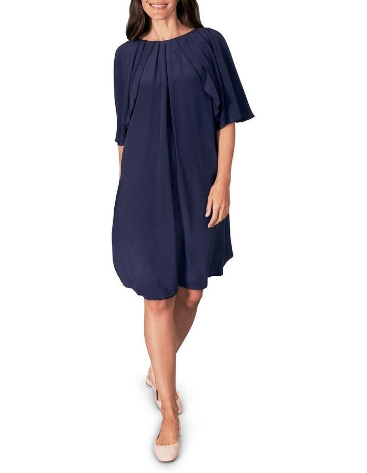 Waterfall Silk Dress image 2