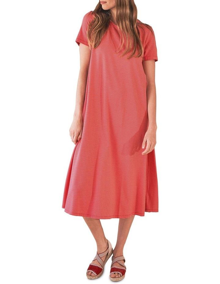 Trapeze Jersey Dress image 1