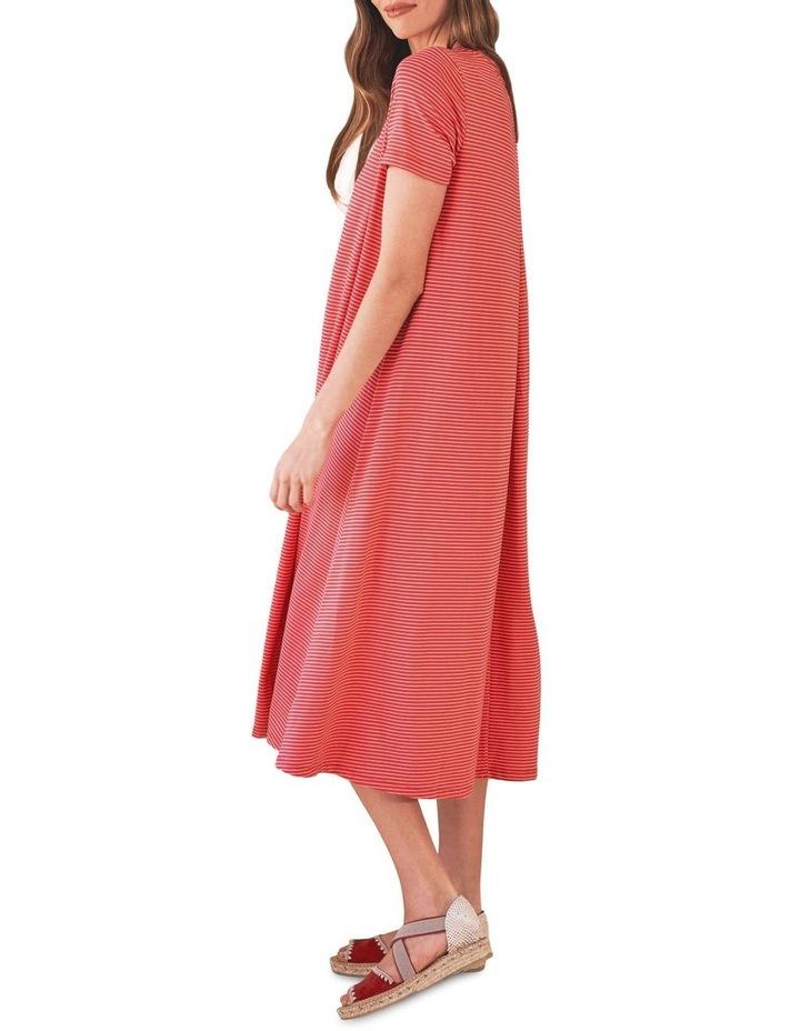 Trapeze Jersey Dress image 3