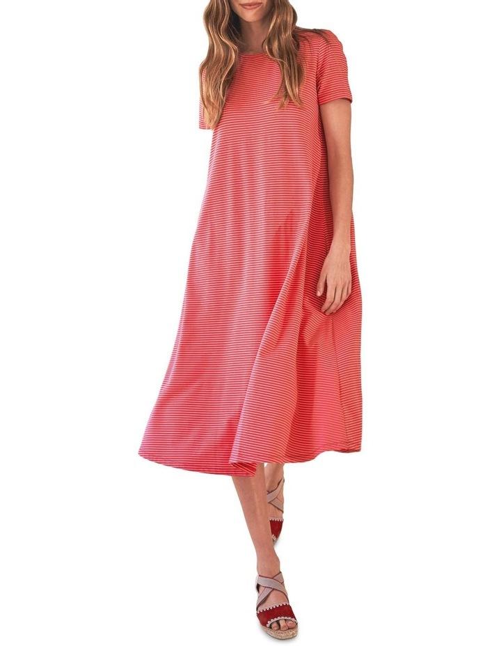 Trapeze Jersey Dress image 4