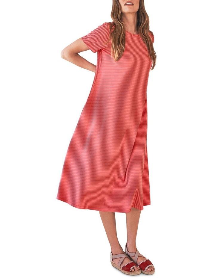 Trapeze Jersey Dress image 5