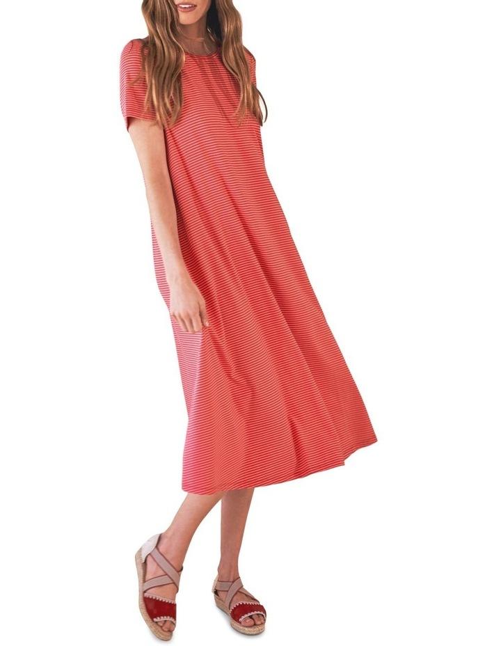 Trapeze Jersey Dress image 6