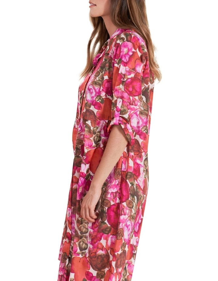 Organic Cotton Shirt Dress image 2