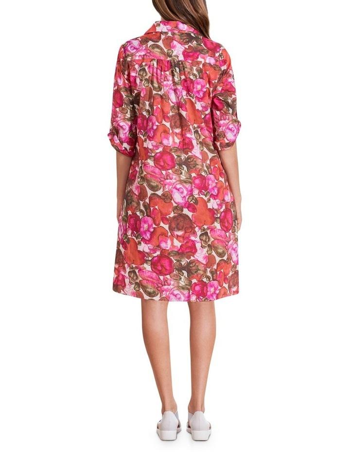 Organic Cotton Shirt Dress image 3