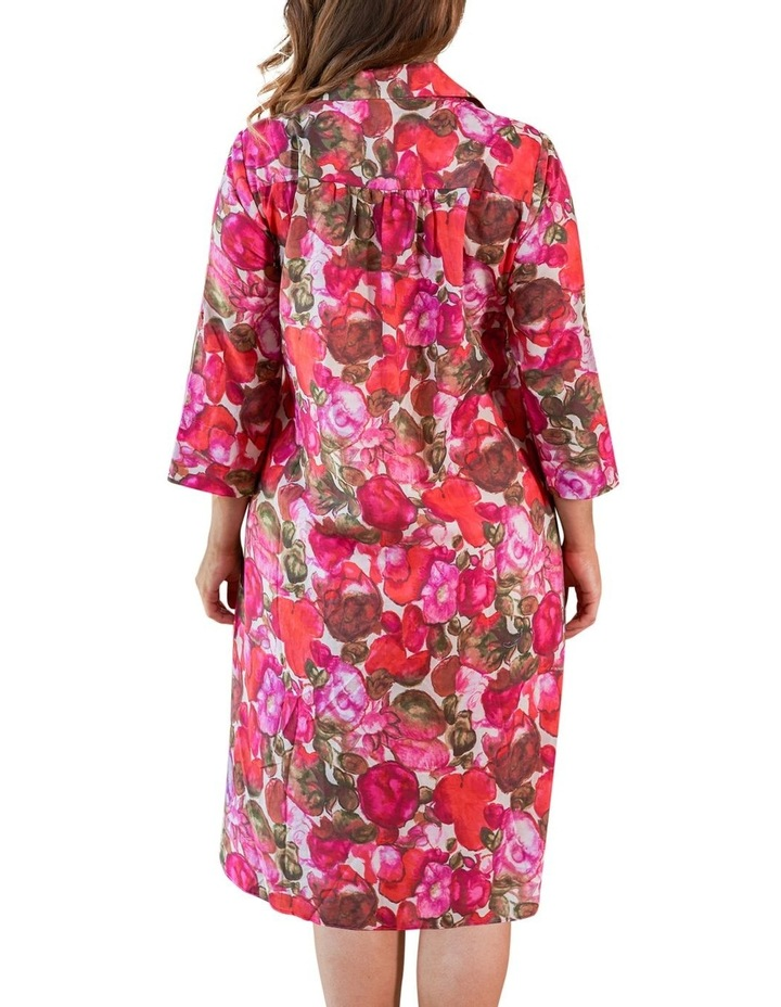 Organic Cotton Shirt Dress image 5