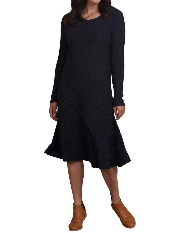 Panelled Jersey Dress image 2