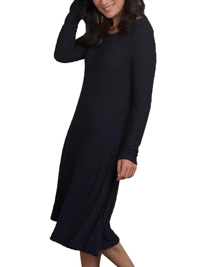 Panelled Jersey Dress image 3
