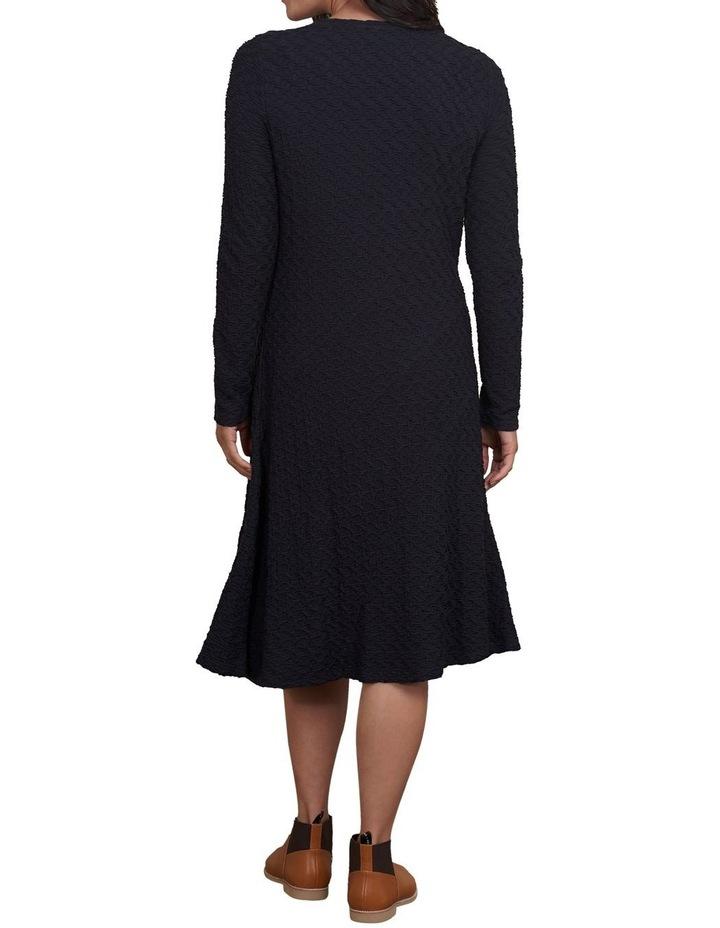 Panelled Jersey Dress image 4