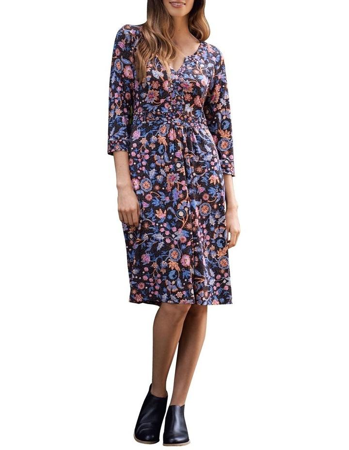 Cleo Mix Print Dress image 1