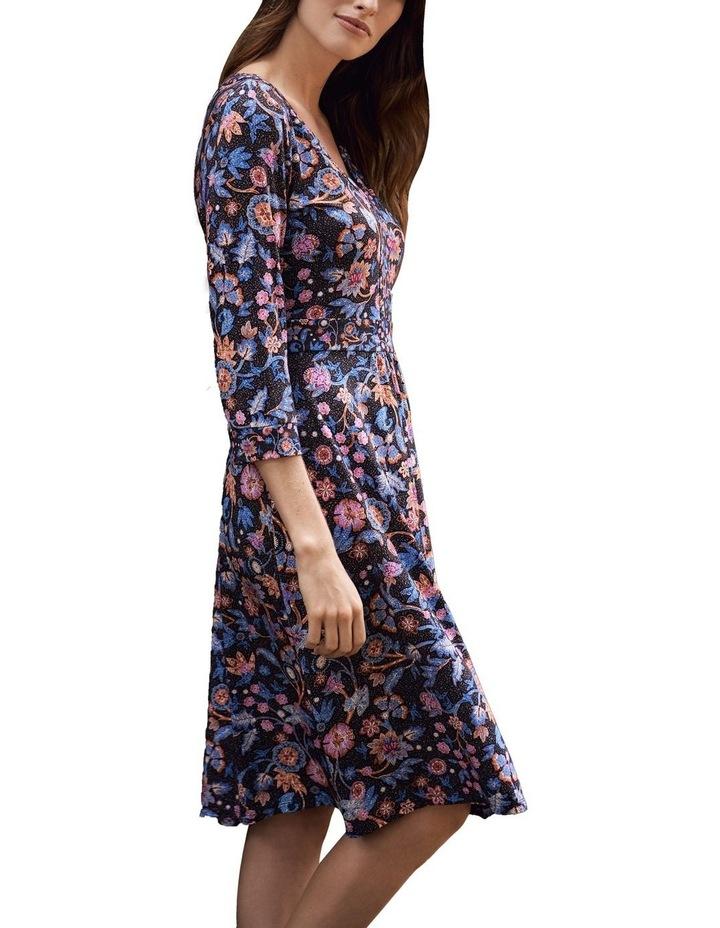 Cleo Mix Print Dress image 3