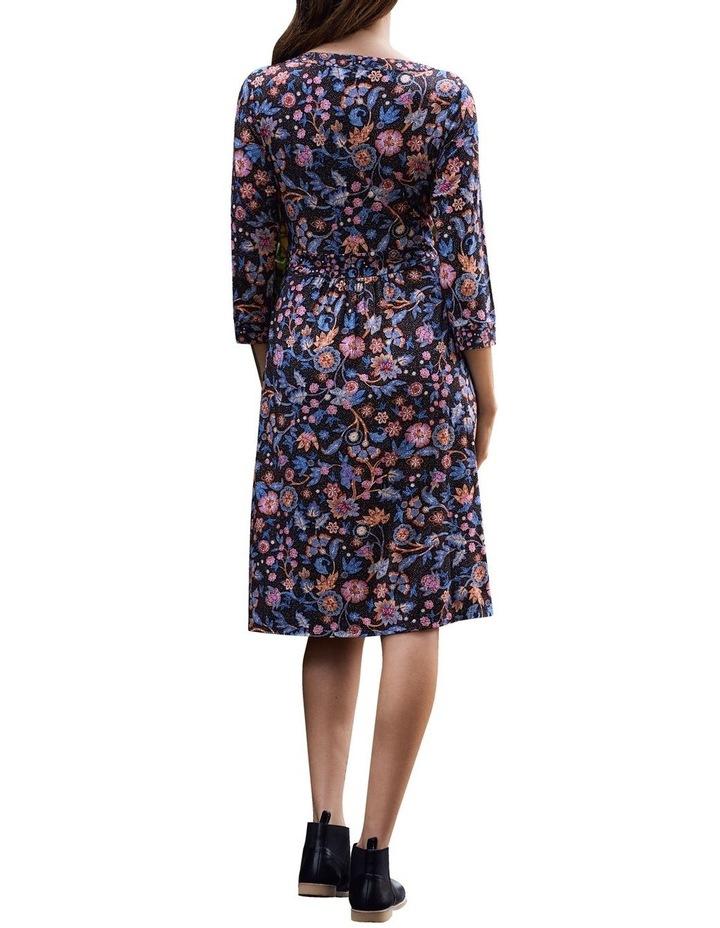 Cleo Mix Print Dress image 4