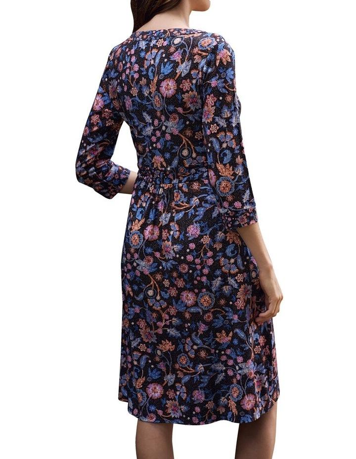 Cleo Mix Print Dress image 5