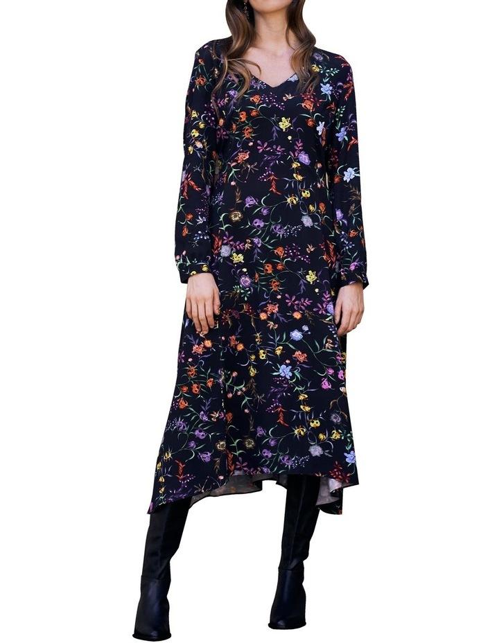 Folk Traveller Printed Dress image 1