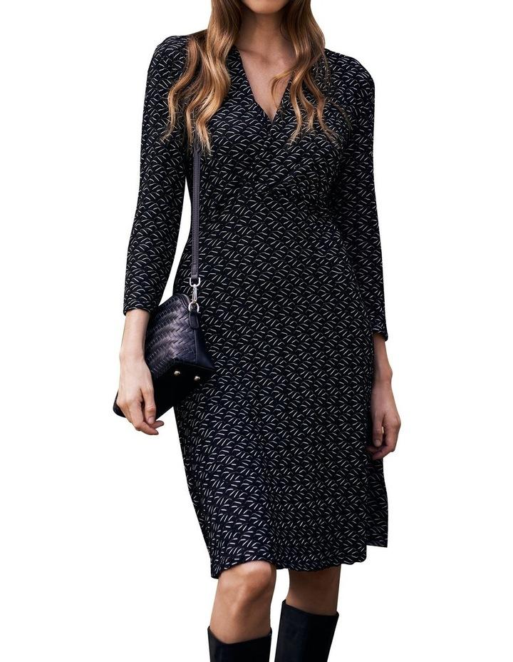 Textured Jersey Dress image 1