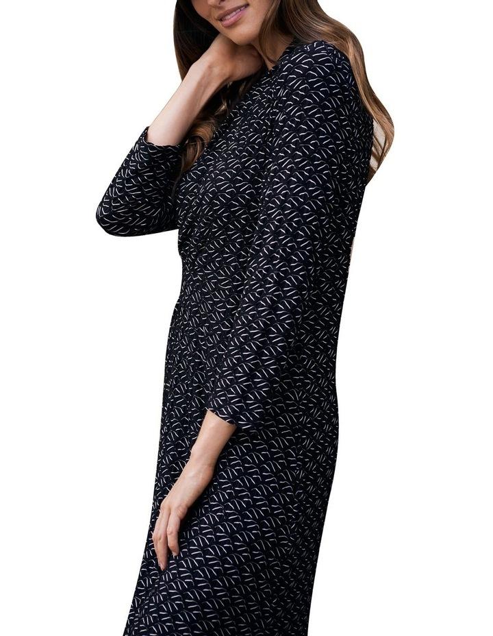 Textured Jersey Dress image 3