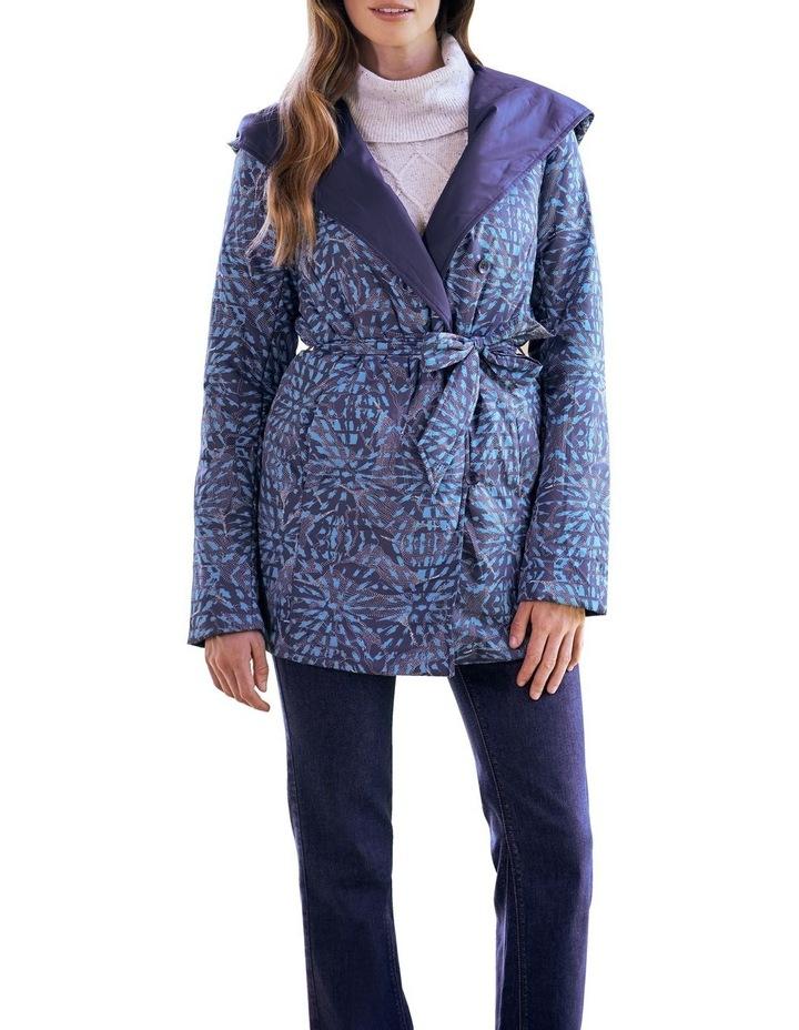 Reversible Hooded Puffer Jacket image 1