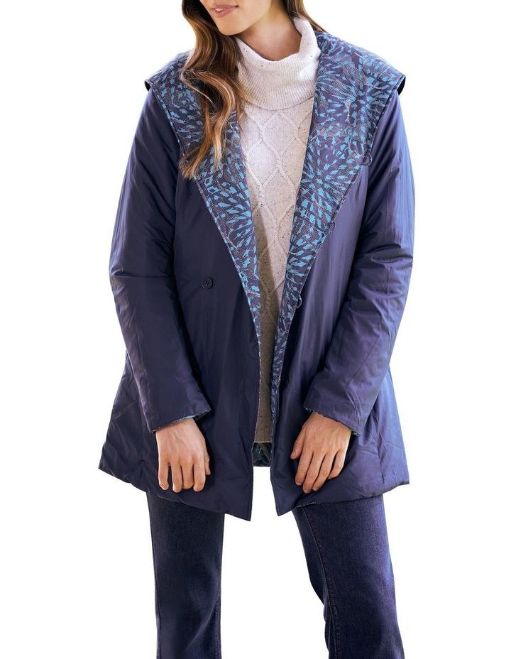 Reversible Hooded Puffer Jacket image 6