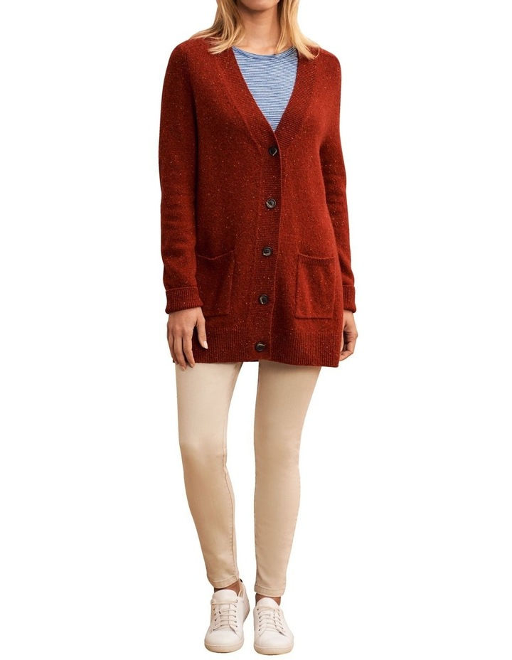 Wool Speckled Cardigan image 2