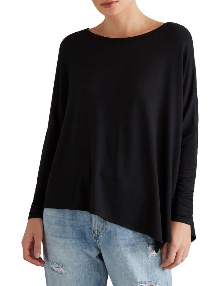Core Asymmetric Sweater image 1