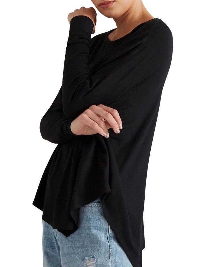 Core Asymmetric Sweater image 4
