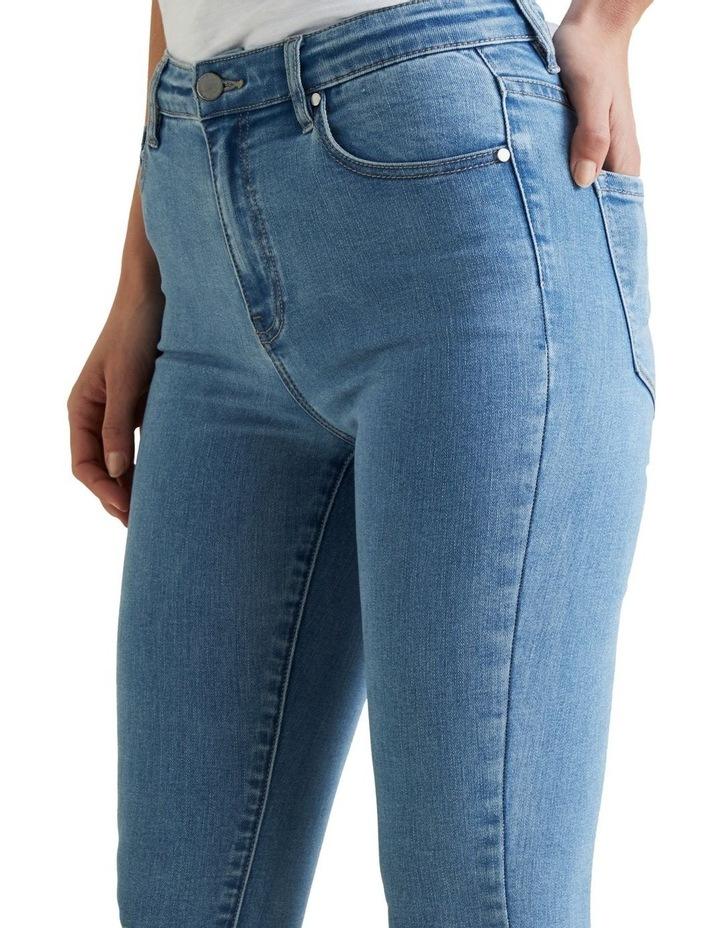 Mid Rise Skinny Jean image 4