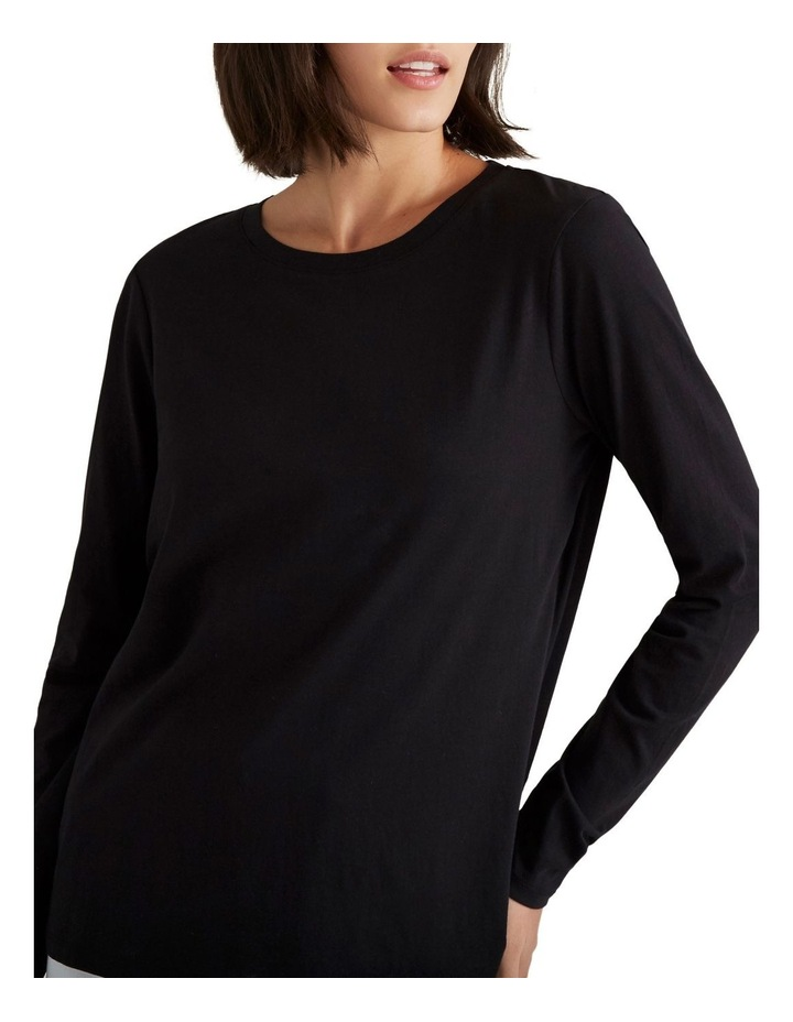 Classic Long Sleeve Top image 4