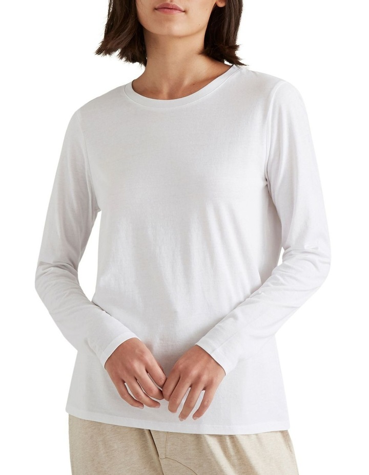 Classic Long Sleeve Top image 1
