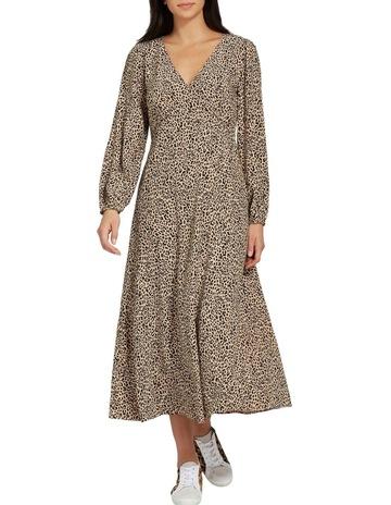 0262f385db8 Seed Heritage V Neck Animal Dress