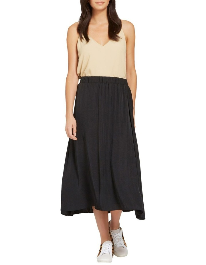 Flowing Midi Skirt image 2