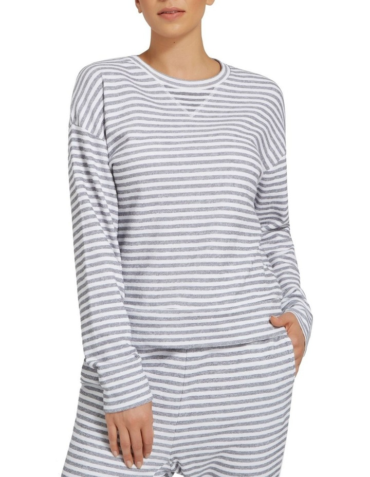 Stripe Sweat image 1