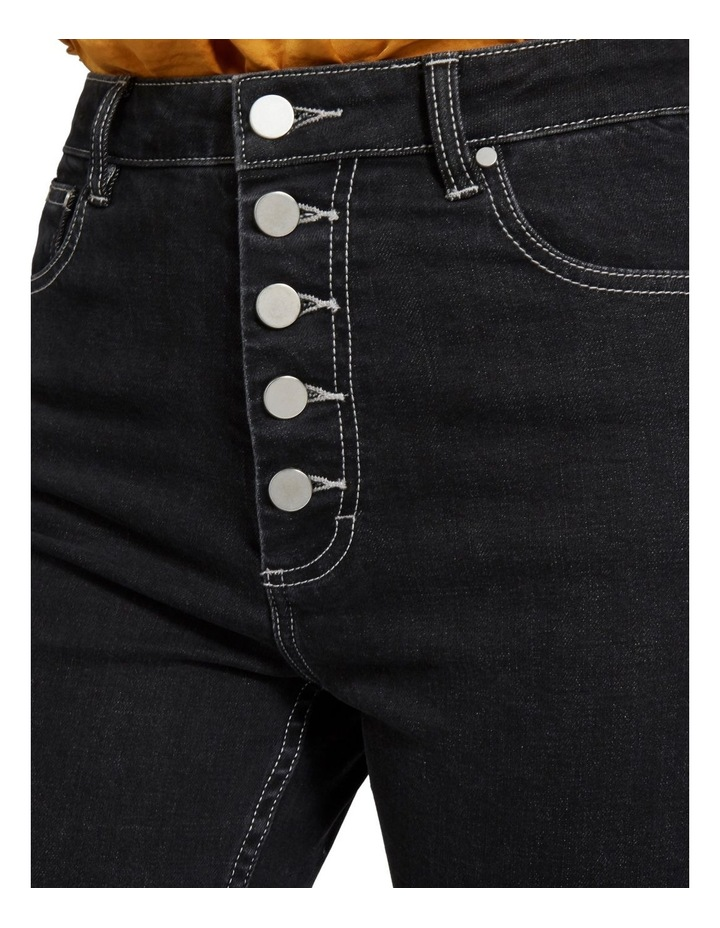Button Through Jean image 4