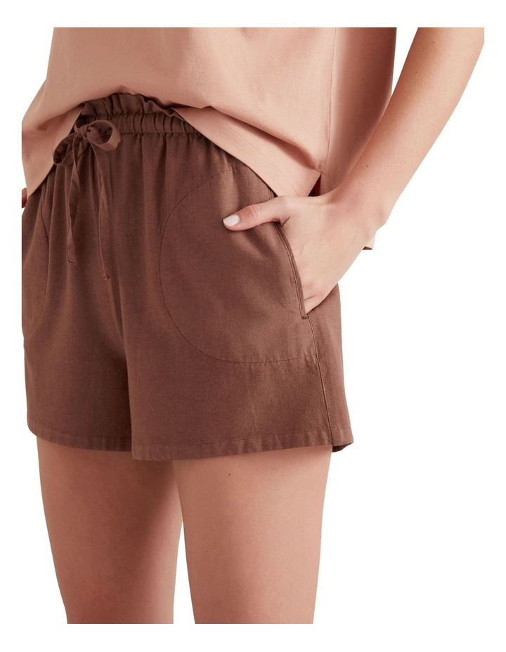 Paper Bag Tie Up Shorts image 4