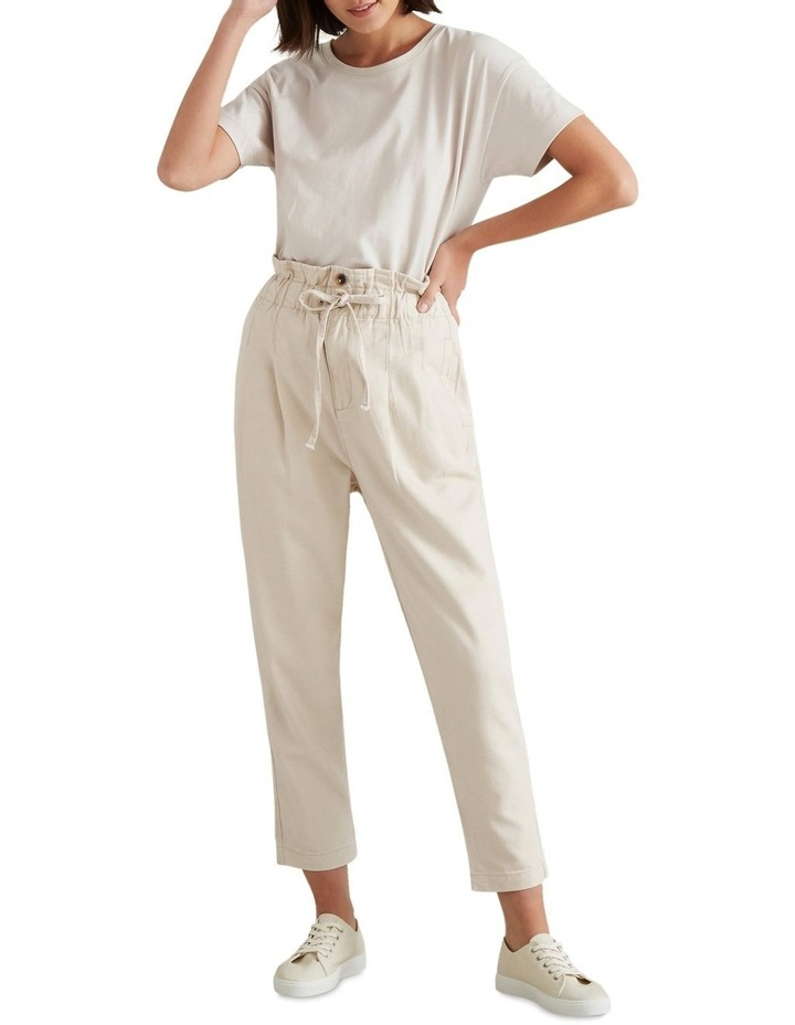 Paper Bag Casual Pant image 2