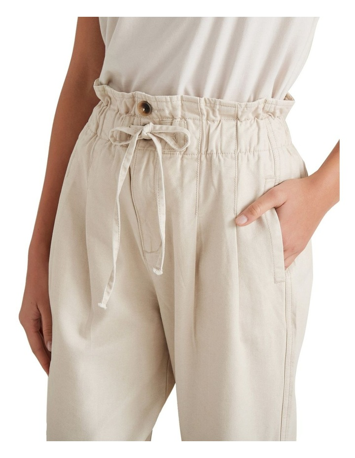 Paper Bag Casual Pant image 4