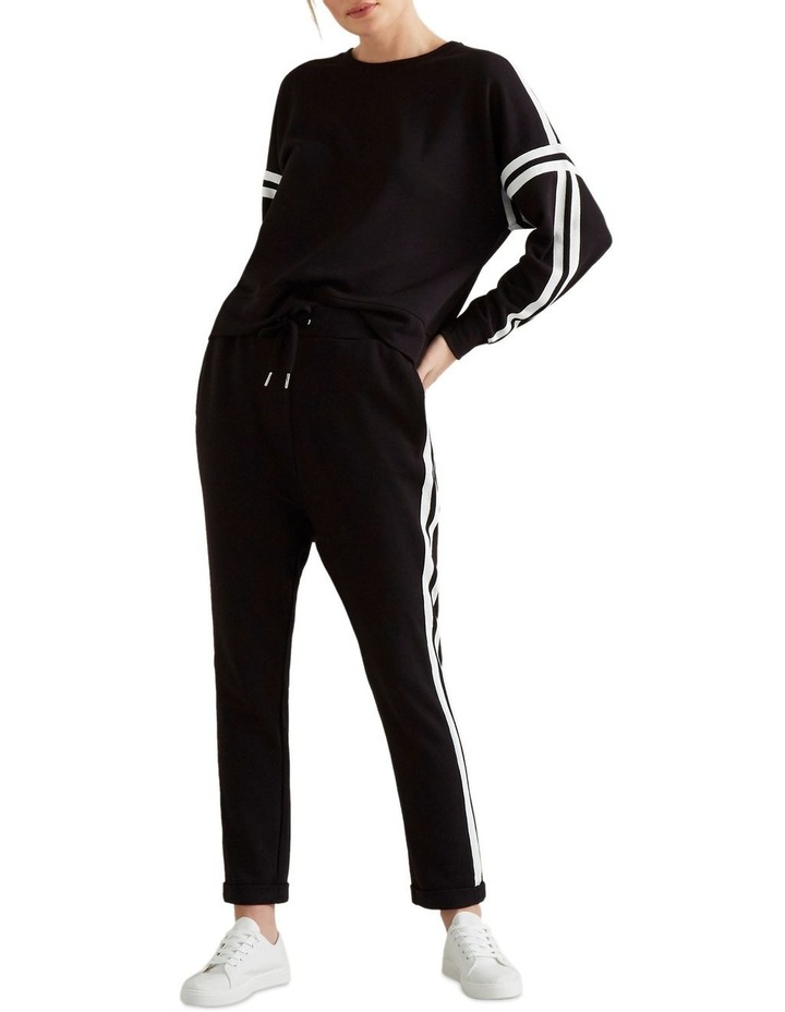 Double Stripe Trackies image 2
