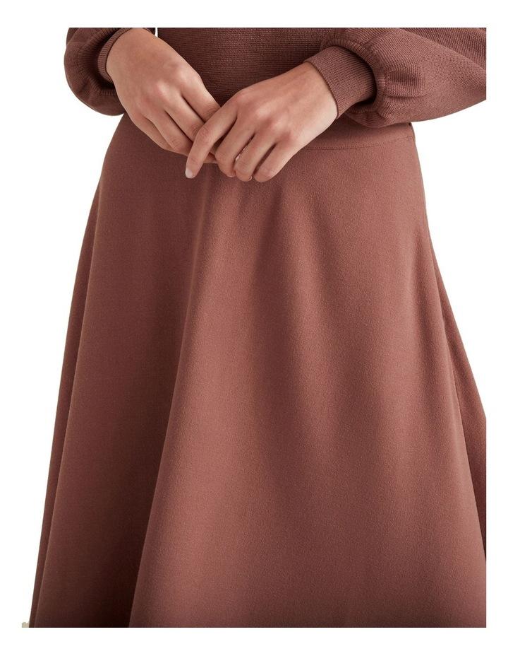 Crepe Woven Skirt image 1