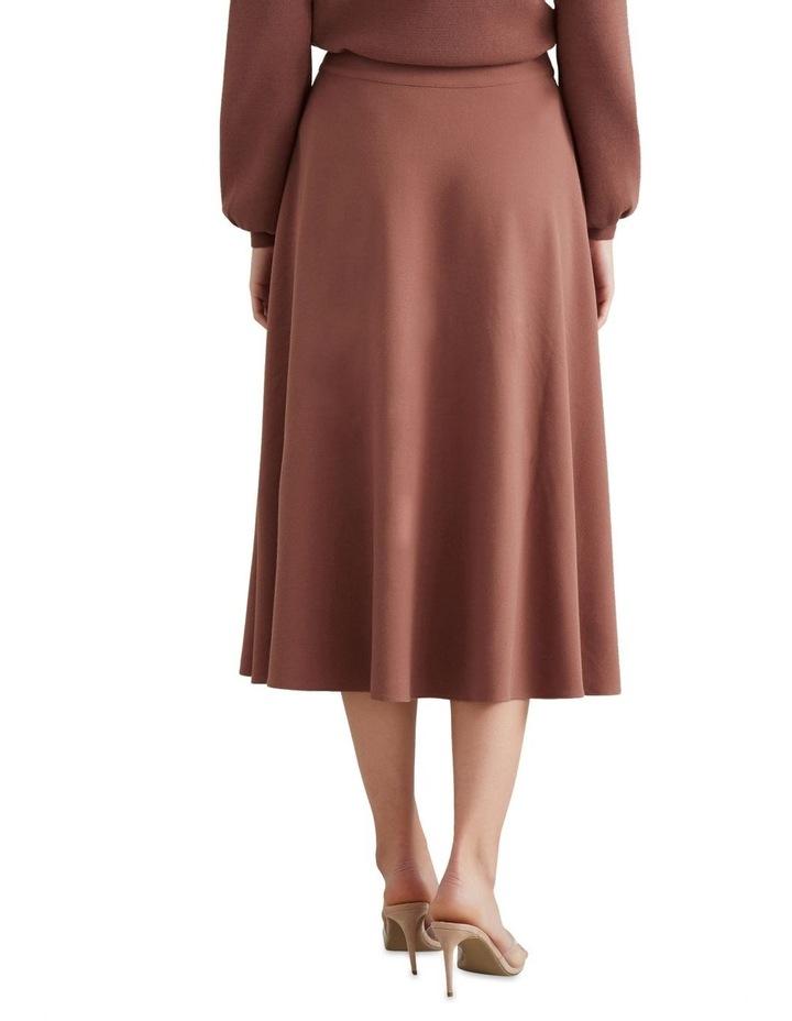 Crepe Woven Skirt image 2