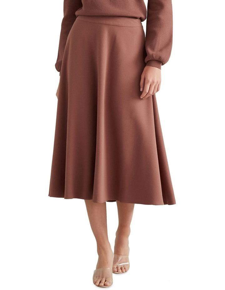 Crepe Woven Skirt image 4