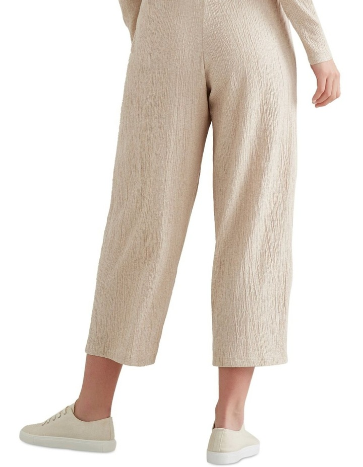 Textured Lounge Pants image 3